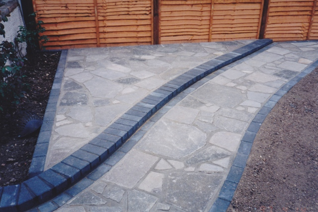 Healey Crazy Paving in Uxbridge